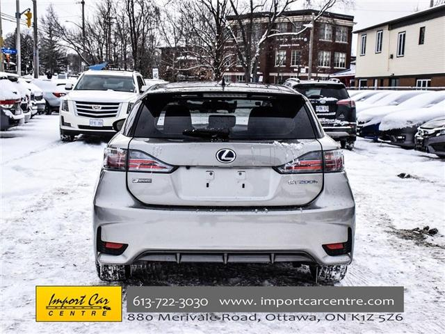2017 Lexus CT 200h Base (Stk: 287209) in Ottawa - Image 6 of 30