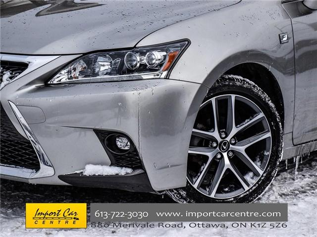2017 Lexus CT 200h Base (Stk: 287209) in Ottawa - Image 10 of 30