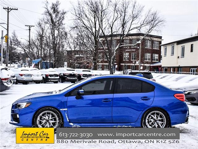 2017 Subaru WRX STI Sport-tech (Stk: 836298) in Ottawa - Image 3 of 30