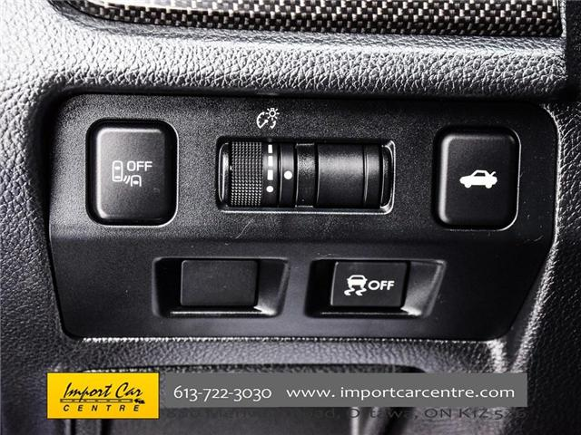 2017 Subaru WRX STI Sport-tech (Stk: 836298) in Ottawa - Image 16 of 30