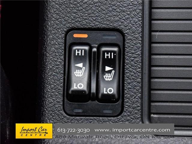 2017 Subaru WRX STI Sport-tech (Stk: 836298) in Ottawa - Image 24 of 30