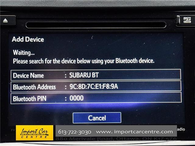 2017 Subaru WRX STI Sport-tech (Stk: 836298) in Ottawa - Image 26 of 30
