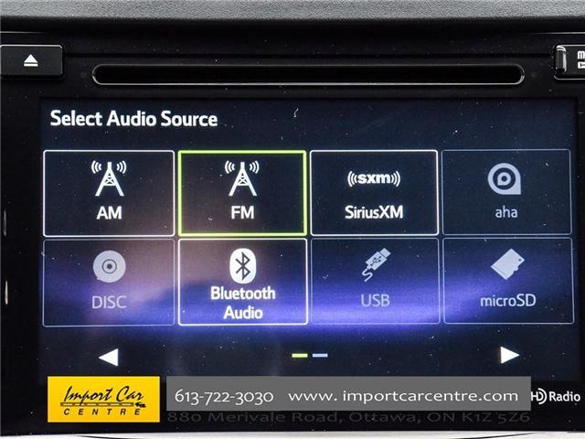 2017 Subaru WRX STI Sport-tech (Stk: 836298) in Ottawa - Image 27 of 30