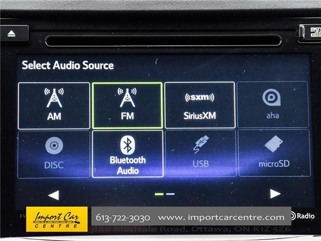 2017 Subaru WRX STI Sport-tech (Stk: 836298) in Ottawa - Image 28 of 30