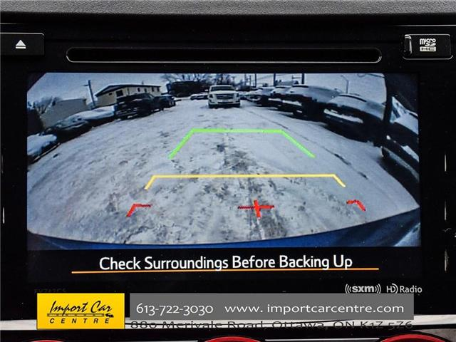 2017 Subaru WRX STI Sport-tech (Stk: 836298) in Ottawa - Image 29 of 30