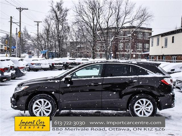 2016 Acura RDX Base (Stk: 802537) in Ottawa - Image 3 of 30
