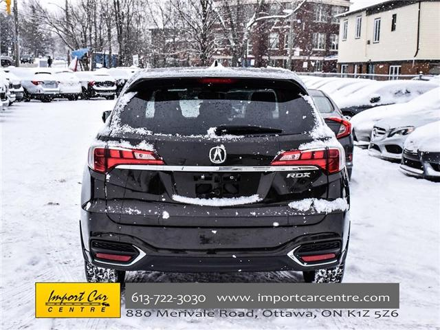 2016 Acura RDX Base (Stk: 802537) in Ottawa - Image 6 of 30