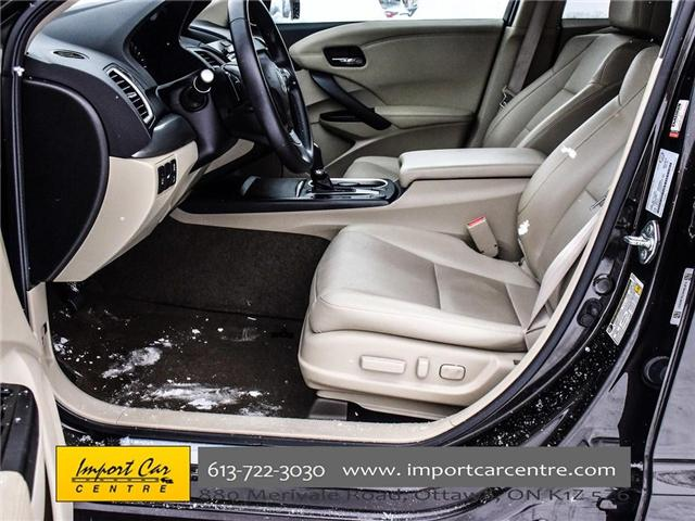 2016 Acura RDX Base (Stk: 802537) in Ottawa - Image 14 of 30