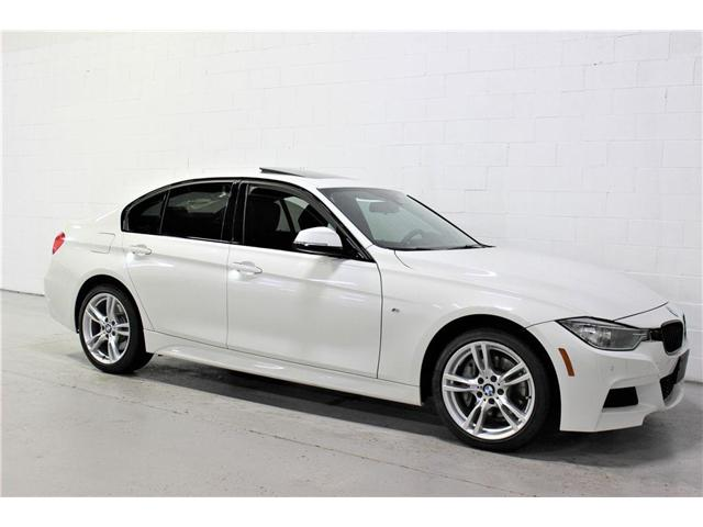 2014 BMW 335i xDrive (Stk: 588702) in Vaughan - Image 1 of 30