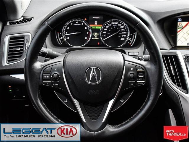 2017 Acura TLX Base (Stk: 907048A) in Burlington - Image 17 of 24
