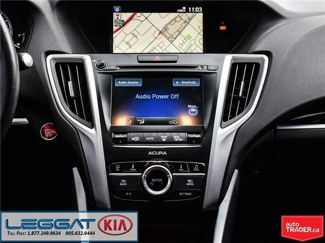 2017 Acura TLX Base (Stk: 907048A) in Burlington - Image 20 of 24