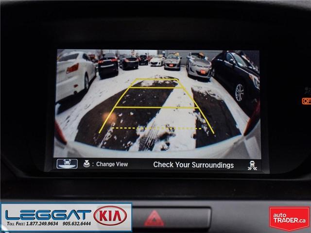 2017 Acura TLX Base (Stk: 907048A) in Burlington - Image 24 of 24