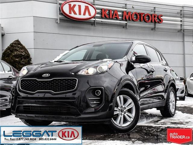 2017 Kia Sportage LX (Stk: 2334) in Burlington - Image 1 of 21