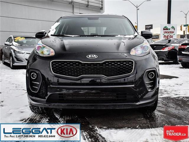 2017 Kia Sportage LX (Stk: 2334) in Burlington - Image 2 of 21