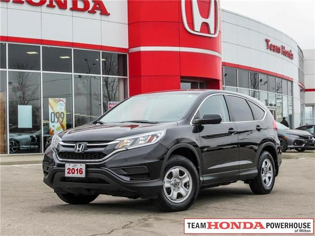 2016 Honda CR-V LX (Stk: 3216) in Milton - Image 1 of 25
