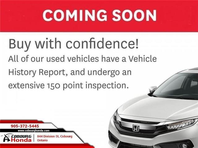 2016 Honda CR-V EX-L (Stk: STK111668) in Cobourg - Image 1 of 1