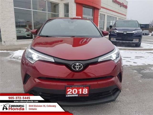 2018 Toyota C-HR XLE (Stk: G1744) in Cobourg - Image 2 of 13