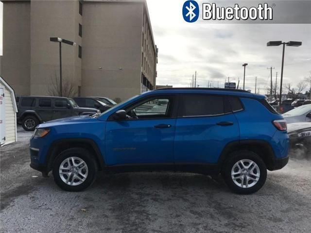 2018 Jeep Compass Sport (Stk: 23850T) in Newmarket - Image 2 of 20