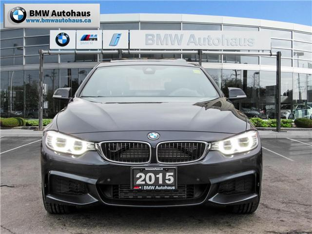 2015 BMW 435i xDrive Gran Coupe (Stk: P8661) in Thornhill - Image 2 of 28