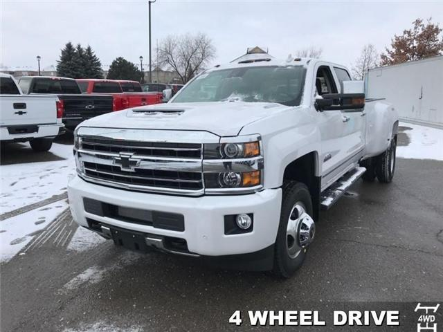 2019 Chevrolet Silverado 3500HD High Country (Stk: F205114) in Newmarket - Image 1 of 19
