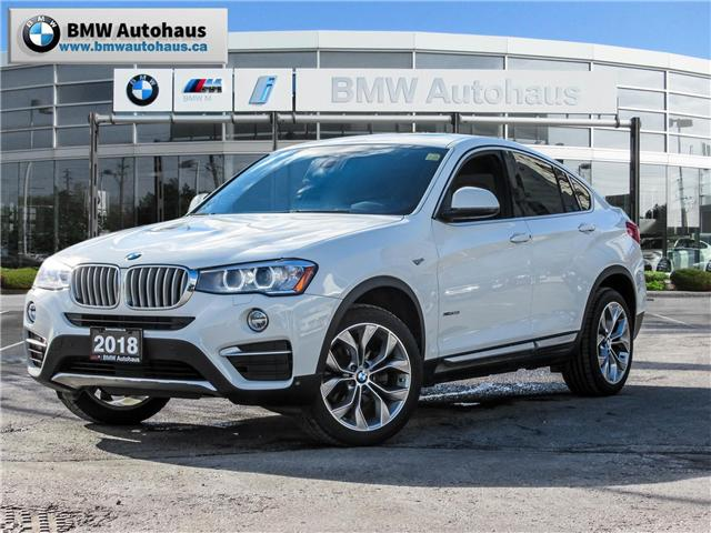 2018 BMW X4 xDrive28i (Stk: P8652) in Thornhill - Image 1 of 25