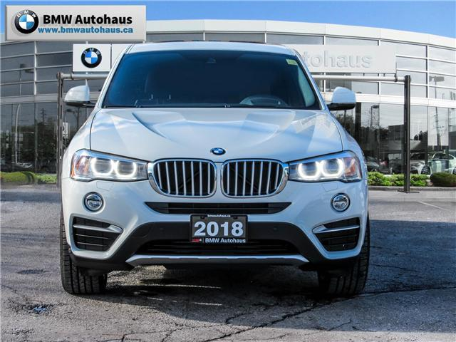 2018 BMW X4 xDrive28i (Stk: P8652) in Thornhill - Image 2 of 25