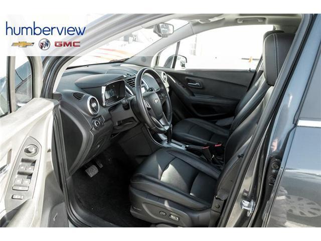 2016 Chevrolet Trax LTZ (Stk: B8E073A) in Toronto - Image 10 of 19
