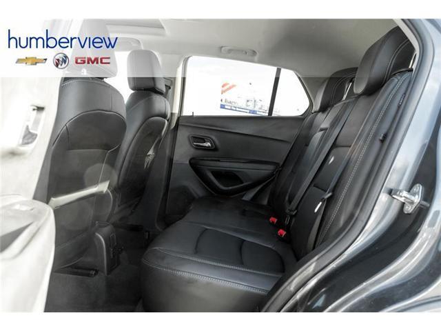 2016 Chevrolet Trax LTZ (Stk: B8E073A) in Toronto - Image 16 of 19