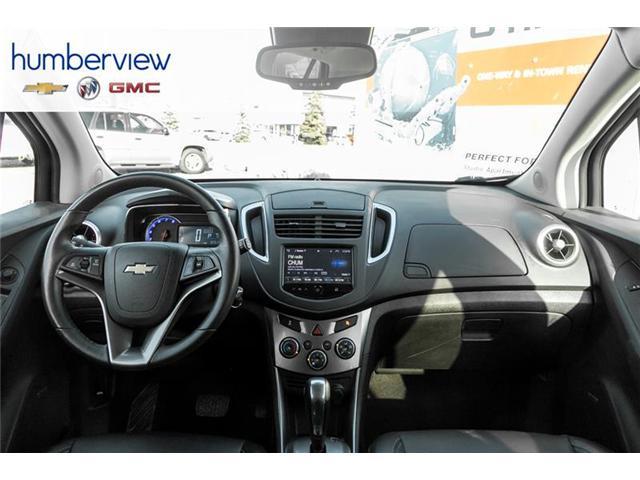 2016 Chevrolet Trax LTZ (Stk: B8E073A) in Toronto - Image 17 of 19