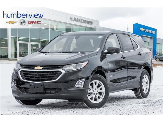 2019 Chevrolet Equinox LT (Stk: 19EQ174) in Toronto - Image 1 of 20