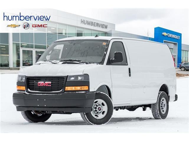 2019 GMC Savana 2500 Work Van (Stk: T9G005) in Toronto - Image 1 of 19