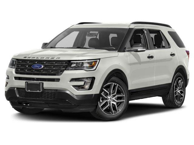 2017 Ford Explorer Sport (Stk: K-255A) in Calgary - Image 1 of 1