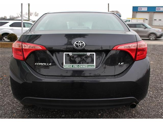 2017 Toyota Corolla LE (Stk: D0052) in Leamington - Image 6 of 26