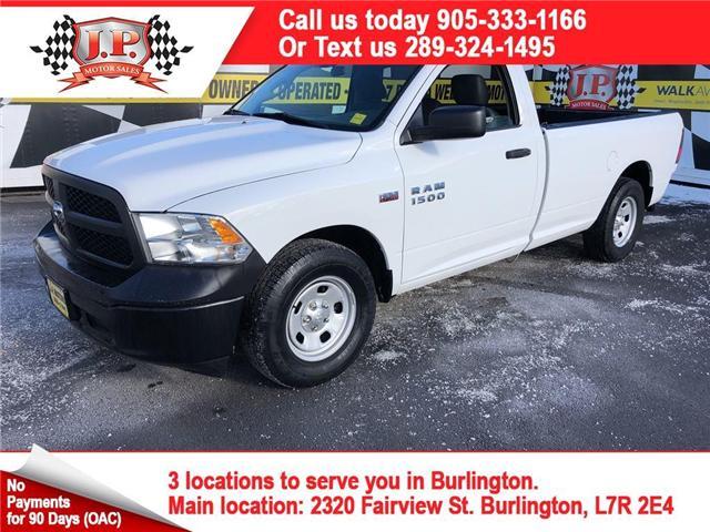 2014 RAM 1500 ST (Stk: 46143) in Burlington - Image 1 of 23