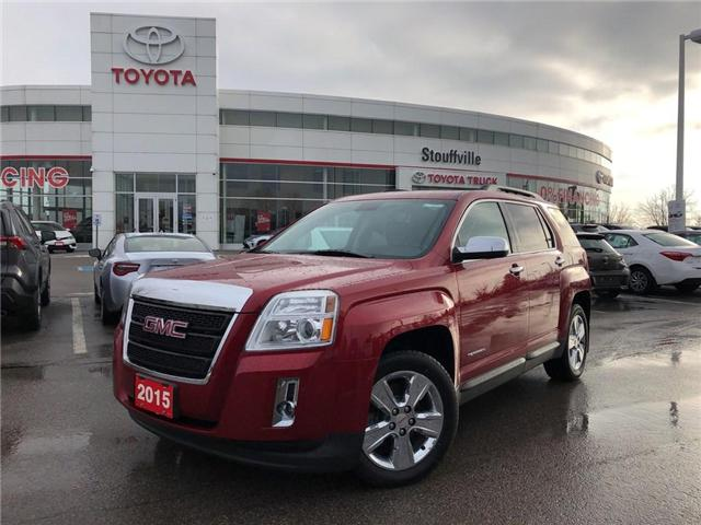 2015 GMC Terrain SLE-2 (Stk: 181183A) in Whitchurch-Stouffville - Image 1 of 20