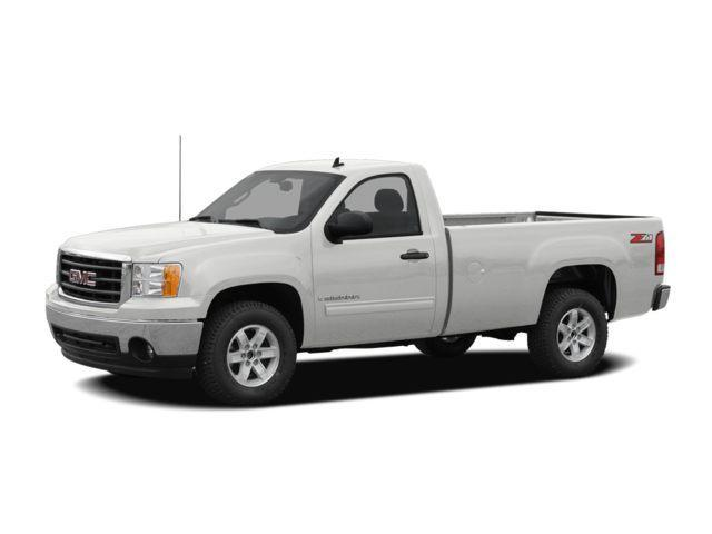 2007 GMC Sierra 1500 All-New WT (Stk: P9-57270) in Burnaby - Image 1 of 1