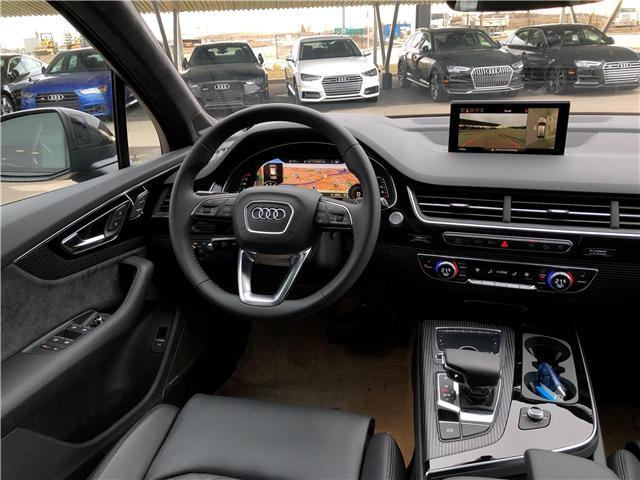 2018 Audi Q7 3.0T Technik (Stk: N4824) in Calgary - Image 10 of 25