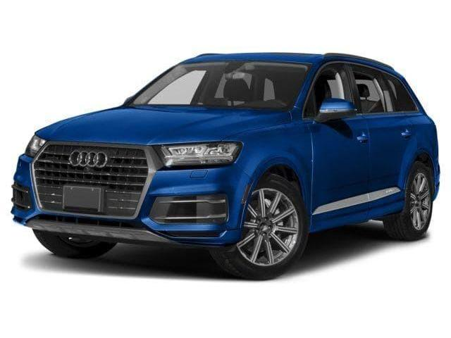 2019 Audi Q7 55 Technik (Stk: N5078) in Calgary - Image 1 of 9