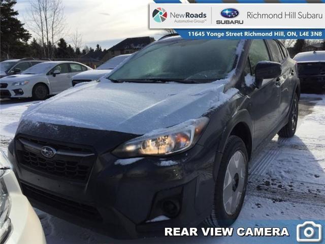 2019 Subaru Crosstrek Convenience CVT (Stk: 32382) in RICHMOND HILL - Image 1 of 18