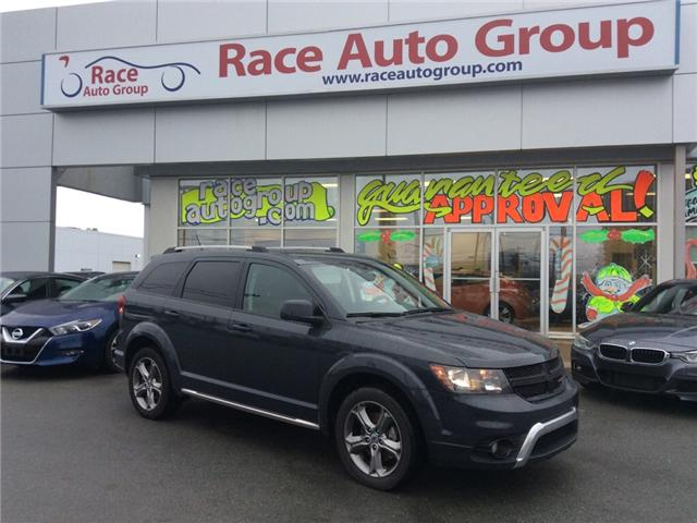2018 Dodge Journey Crossroad (Stk: 16359) in Dartmouth - Image 1 of 23
