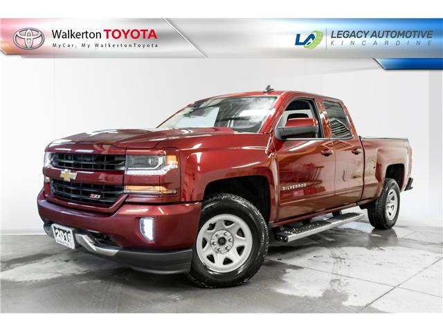 2016 Chevrolet Silverado 1500 1LT (Stk: 19107A) in Walkerton - Image 1 of 28