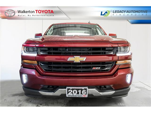 2016 Chevrolet Silverado 1500 1LT (Stk: 19107A) in Walkerton - Image 2 of 28
