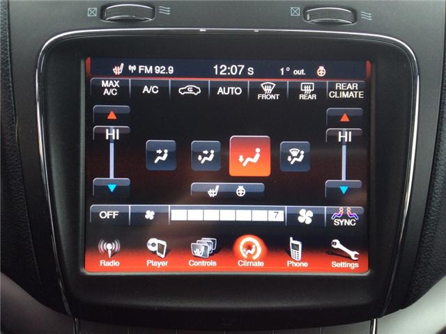 2018 Dodge Journey Crossroad (Stk: 16359) in Dartmouth - Image 20 of 23