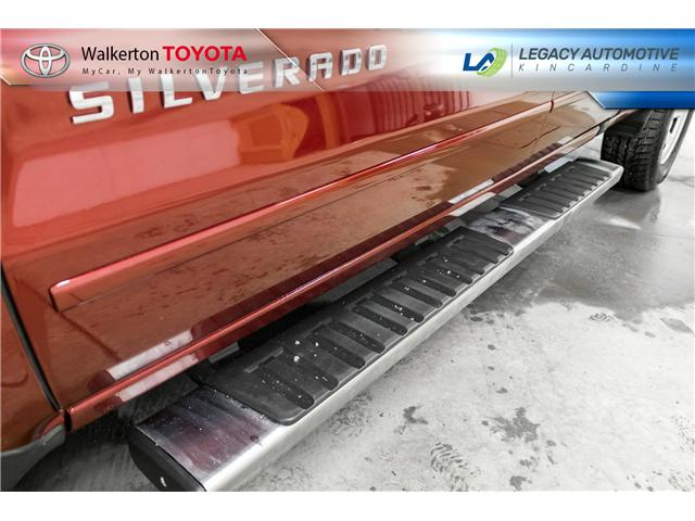 2016 Chevrolet Silverado 1500 1LT (Stk: 19107A) in Walkerton - Image 14 of 28