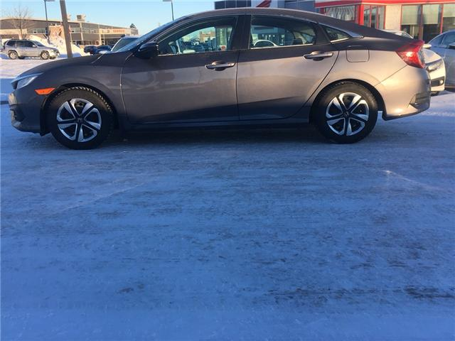 2017 Honda Civic LX (Stk: U17285) in Barrie - Image 2 of 14