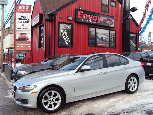2013 BMW 320i  (Stk: ) in Ottawa - Image 1 of 40