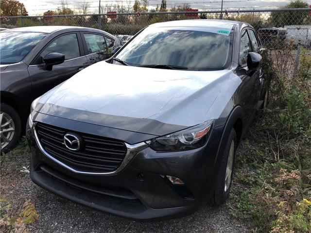 2019 Mazda CX-3 GS (Stk: 81132) in Toronto - Image 1 of 5