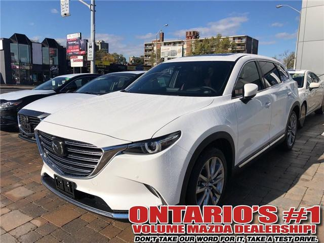 2019 Mazda CX-9 Signature (Stk: 81173) in Toronto - Image 1 of 5