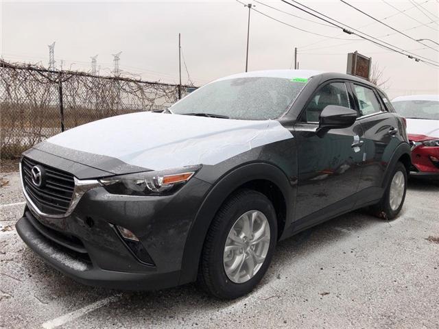 2019 Mazda CX-3 GS (Stk: 81207) in Toronto - Image 5 of 5