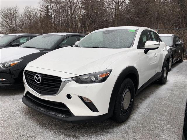 2019 Mazda CX-3 GX (Stk: 81203) in Toronto - Image 1 of 5